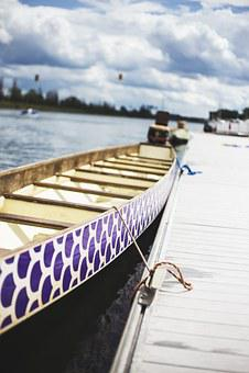 Dragon Boat, Boat, Sports, Ship, Water