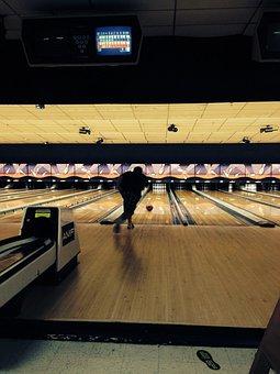 Bowling, Bowling Ball, Game, Leisure, Bowl, Lane