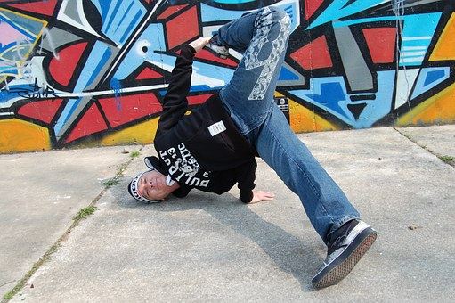 Dance, Body, Breakdance, Break Dance, Freez