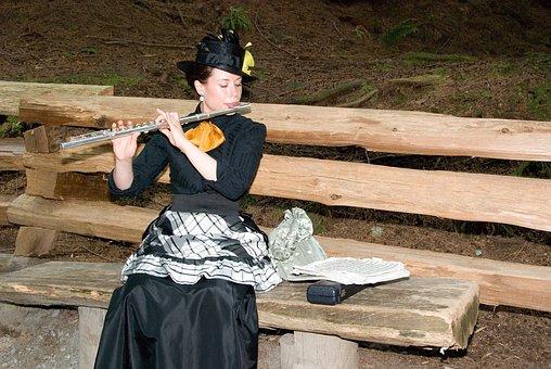 Canada, Music, Capilano Bridge, Flute