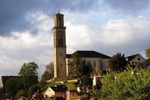 Suwayda Reformed Church, Switzerland, Canton Of Zurich