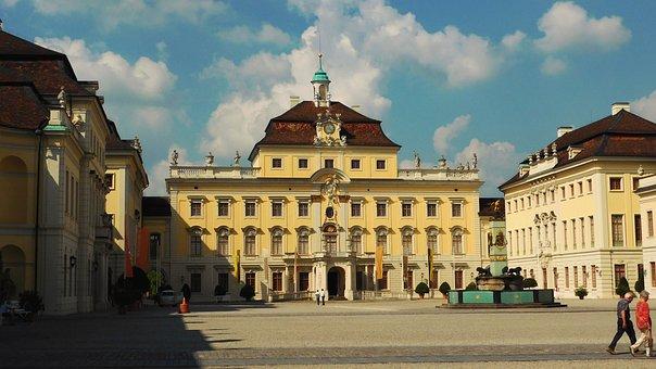 Castle, Ludwigsburg Germany, Ludwigsburg Palace