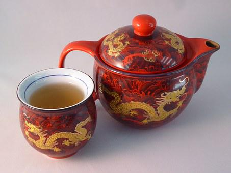 Tea, Cup, Pot, Tea Cup, Cup Of Tea, Healthy, Chinese