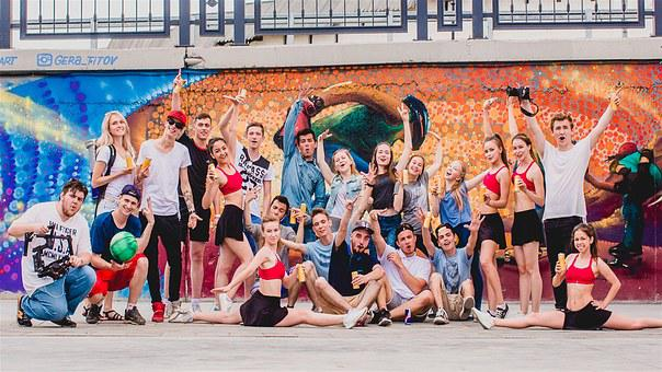 School Of Dance, Kazan, Dancing, Dancers