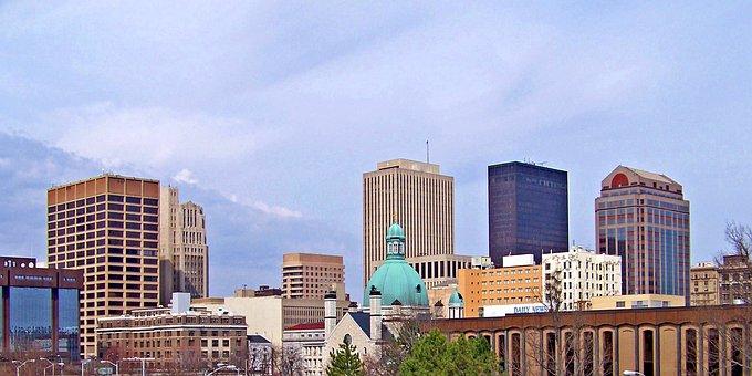 Dayton Ohio, Downtown Dayton, Dayton, Cityscape