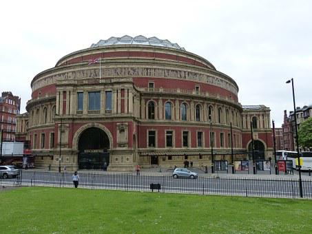 Royal Albert Hall, Hall, Concert Hall, London