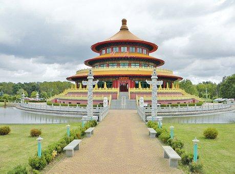 Chinese, Pagoda, Restaurant, High Neuendorf