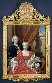 Berend Van Iddekinge, Johanna Maria Sichterman
