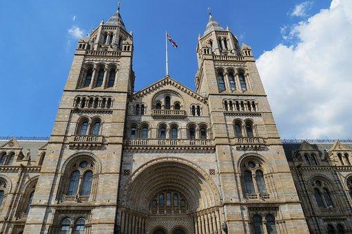 London, Museum, England, Uk, Victoria And Albert Museum