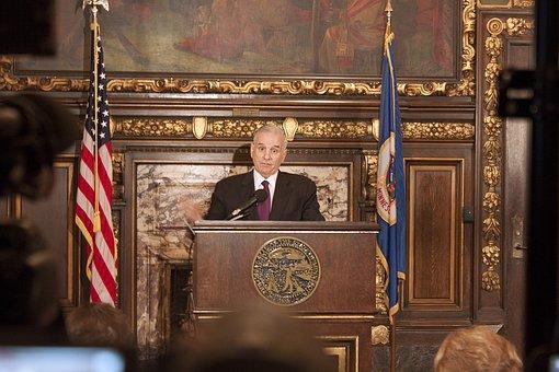 Mark Dayton, Politician, Man, Person, Governor