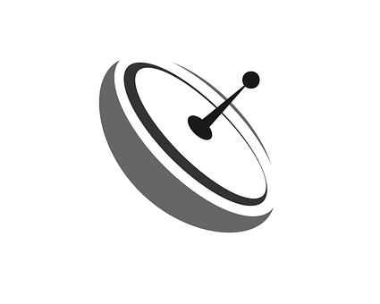 Satellite Dish, Satellite, Rooftop Dish, Receiver