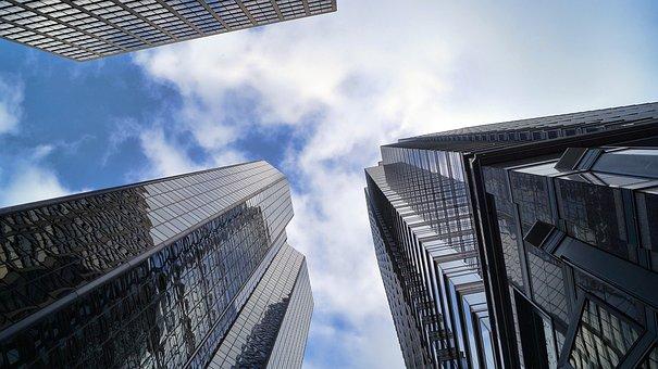 Philadelphia, Skyline, Skyscraper, Architecture