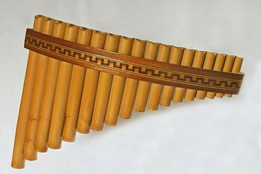 Pan Flute, Music, Musical Instrument, Sound, Instrument