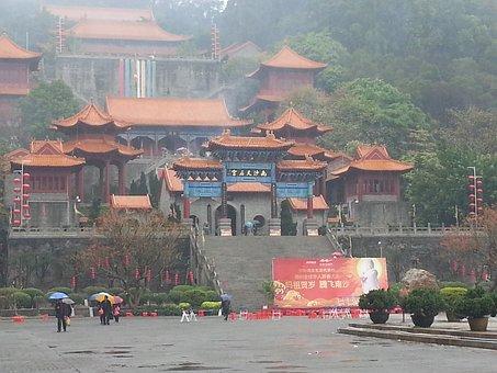 Pagoda, Roofs, Traditional, Temple, Asia, Spirituality