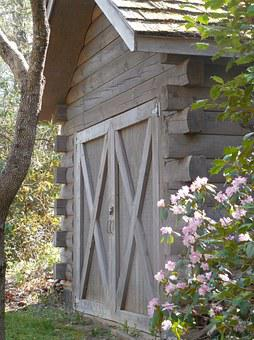 Wood, Shed, Wooden, Weathered, Old, Rustic, Vintage