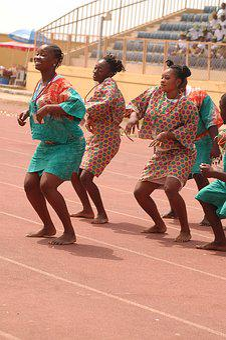 Nysc, Africans, Yoruba Cultural Dancers