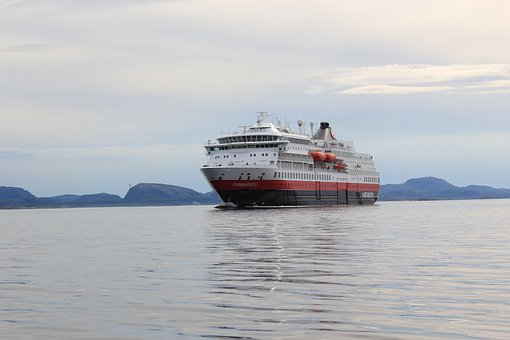 Sea, Ferry, Water, Norge, Ship, Boot, Ozeanriese