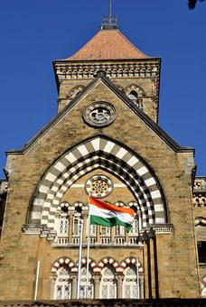 Indian, Flag, Building, Architecture