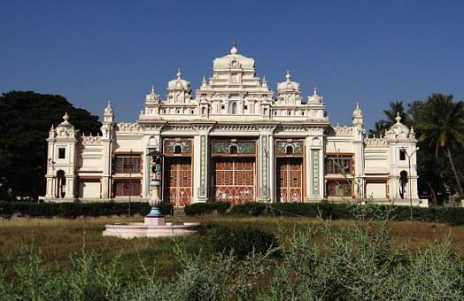 Palace, Jaganmohan, Architecture, Art Gallery, Building
