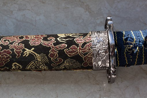 Katana, Real Sword, Called, Japanese Long Sword, Daitō