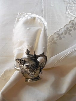 Teapot, Napkin Holder, Culture, Napkin, Holder, Color