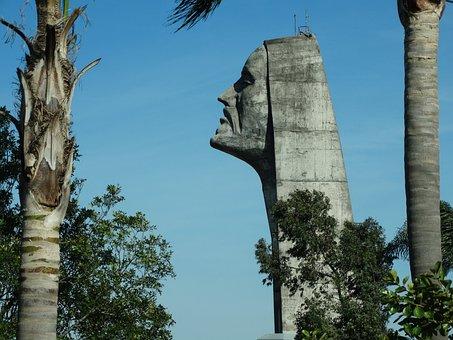 Jesus, Construction, Caxias Do Sul, Concrete