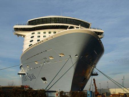 Cruise Ship, Anthem Of The Seas, Ozeanriese, Shipyard