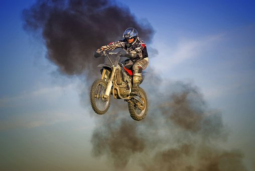 Stuntman, Dirt Bike, Motocross, Bike, Motorcycle