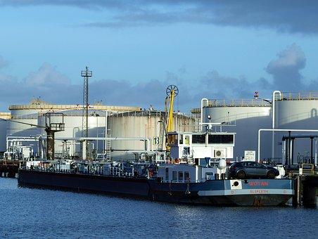 Wotan, Silos, Frachtschiff, Freighter, Amsterdam
