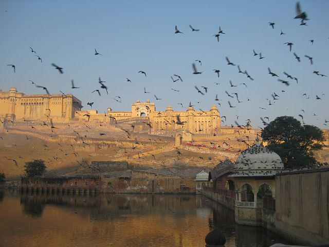 Jaipur, India, Rajasthan, Amer Fort