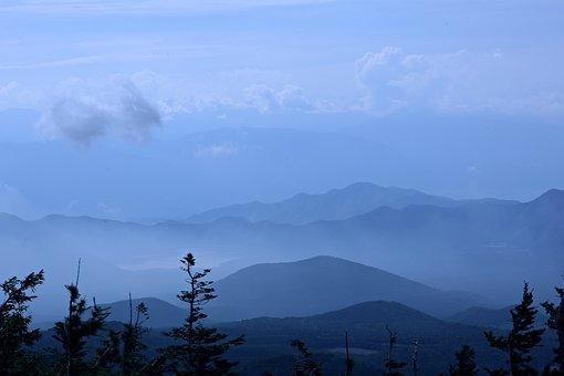 Hill, Mount Fuji, Japan, Natural