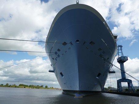 Ozeanriese, Cruise, Ship, Shipyard, Meyer Shipyard
