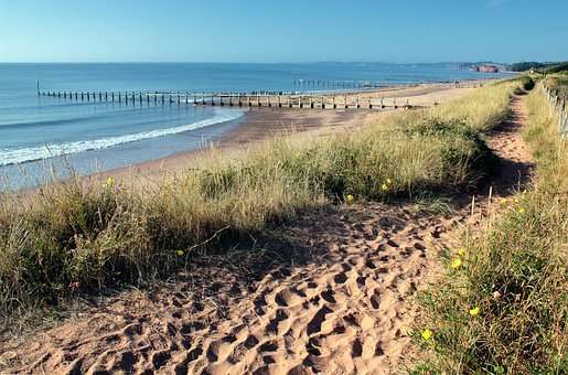 Sand, Landscape, Scenery, Nature, Dry, Sand Dunes