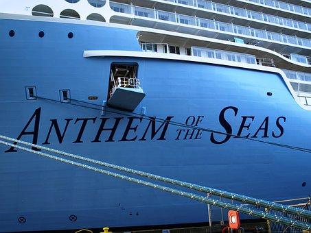 Cruise Ship, Anthem Of The Seas, Ozeanriese