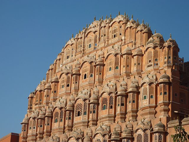 Palace Of Winds, Jaipur, Rajasthan