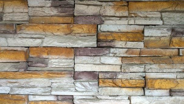 Wall, Organization, Structure, Tile, Exterior Materials