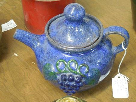 Teapot, Ceramic, Tea, Pot, Beverage, Traditional