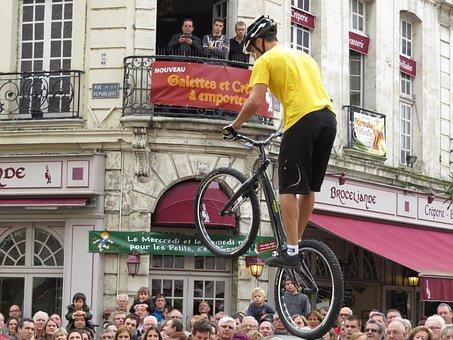 Nicolas Vuillermot, Trial, Sports, Challenge, Bike