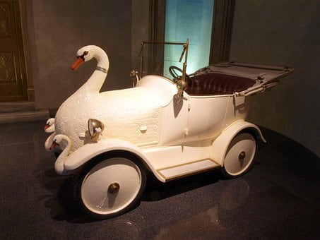 Sygnet 1920, The Baby Swan, Car, Automobile, Vehicle
