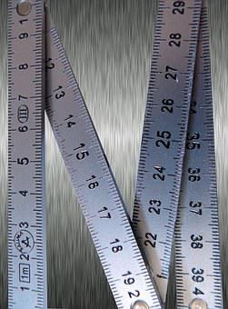 Bers Scale, Measure, Unit Of Measure, Meter