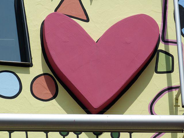 Heart, Art, Architecture, Building, Braunschweig