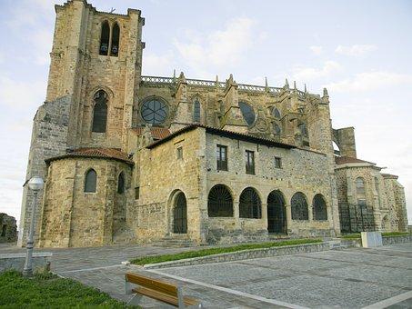 Castle, Castro Urdiales, Monument