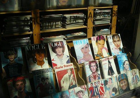 Magazine, Journal, Magazines, Folders, Journalism