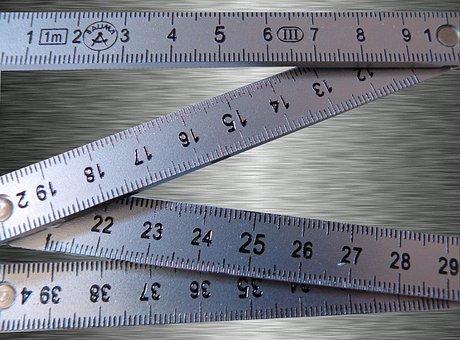 Bers Scale, Measure, Unit Of Measure, Meter