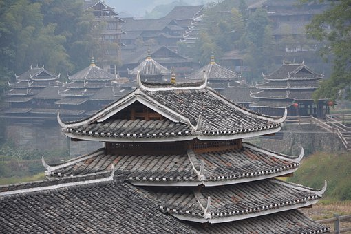 Houses, Buildings, Roofs, Architecture, Architectural