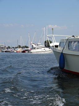 Sail, Boating, Boats, Sailing Boat, Amsterdam