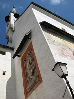 Salzburg, Hohensalzburg Fortress, Chapel, Church