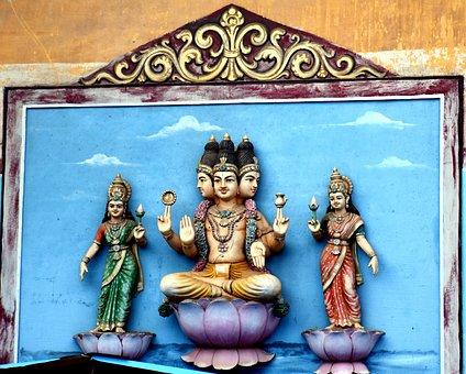 Brahma, Madurai, Meenakshi Amman Temple, Tradition