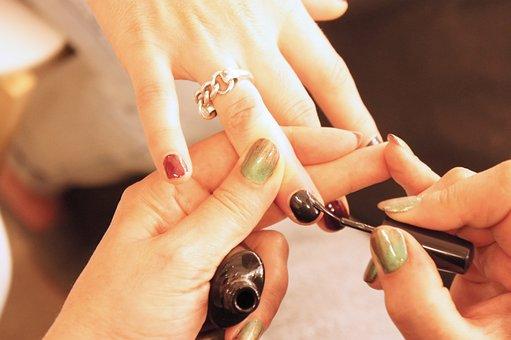 Janneke Brewer, Beauty, Hands, Woman, Nice, Fingers