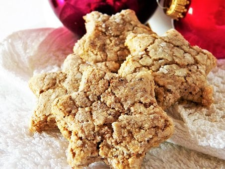 Cinnamon Stars, Bio, Christmas Cookies, Advent, Bake